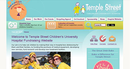 Temple Steet Childrens Hospital