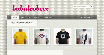 Babaloobeez website